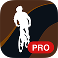 Runtastic Mountain Bike PRO GPS Cycling Computer, Ride and Route Tracker